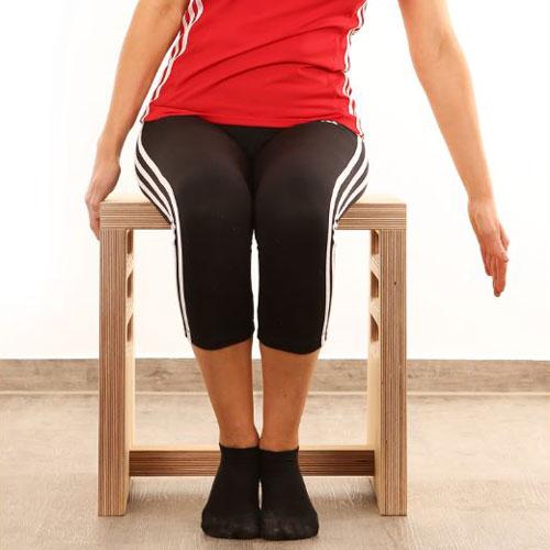 NackenMobi: Training für die Mobilisierung der Halswirbelsäule gegen Verspannungen und nachlassende Beweglichkeit im Nackenbereich.