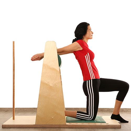 SeitMobi: Training für die seitliche Rumpfmuskulatur und Bauchmuskulatur (anteilig) für mehr Rumpfstabilität