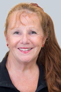 Monika Moritz, Bereichsleitung Service und Rezeption