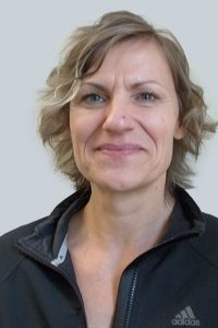 Sabine Bär, Reha- und Gesundheitstrainerin