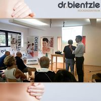 Vortrag von Dr. Marc Bientzle beim 1. Rückentag
