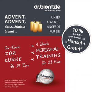 2. Advent – unser Special für Sie!