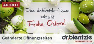 Das dr.bientzle-Team wünschtFrohe Ostern!