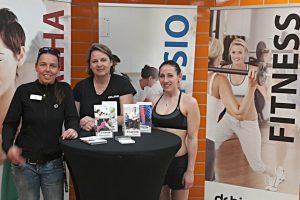 Ein starkes Team: DLRG Durlach und dr.bientzle Gesundheitsclub Grötzingen.