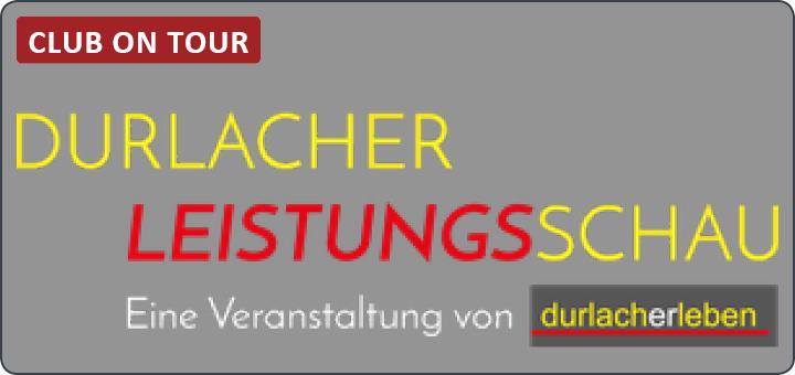 dr.bientzle Gesundheitsclub Grötzingen on Tour: Durlacher Leistungsschau am 24.04.2016