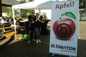 Prima Stimmung bei den Mitarbeitern des dr.bientzle Gesundheitsclubs Grötzingen