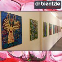 Die Werke von Klara Morgenstern – noch zu sehen bis 27.10.2016 im dr.bientzle Gesundheitsclub Grötzingen