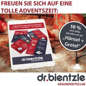 Sportliche Adventszeit im dr.bientzle Gesundheitsclub Grötzingen