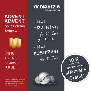 1. Advent – unser Special für Sie!