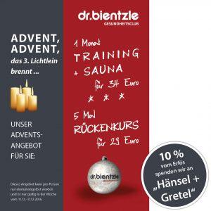 3. Advent – unser Special für Sie!