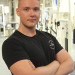 Lukas Haug, Auszubildener Sport- und Fitnesskaufmann/ Fitnesstrainer